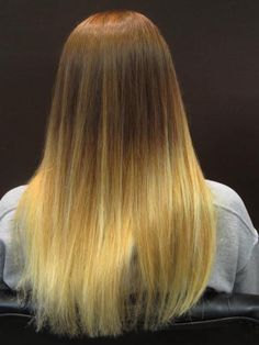 Ombre Technique done by Heather Sieloff