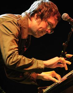 Ben Folds. Never forget seeing the Biffy brothers in the front row for a Glasgow gig of his doing their nuts to him.