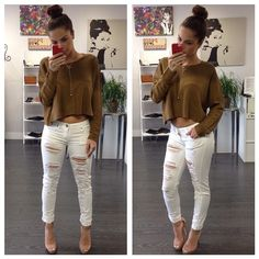 Whats not to love about this outfit~•