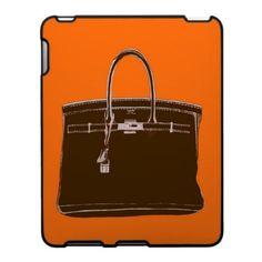 Annechovie Hermes bag iPad case. yes please!