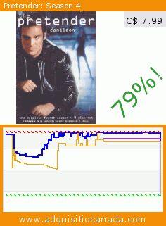 Pretender: Season 4 (DVD). Drop 79%! Current price C$ 7.99, the previous price was C$ 37.26. https://www.adquisitiocanada.com/20th-century-fox-home/pretender-season-4