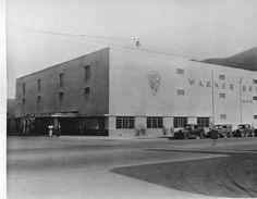 Warner Bros. Studio  1938