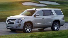 Cadillac Escalade 2015: prezzi in Italia da 98.411 euro
