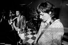 Manic Street Preachers performing live at The Zap Club, Brighton / August 07, 1991