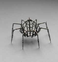 Mechanical Atlas Spider by AMechanicalMind