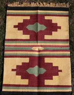 Carpet Runners With Latex Backing Motif Navajo, Native American Patterns, Weaving Art, Carpet Tiles, First Nations, Rug Hooking, Carpet Runner, Crochet Projects, Nativity