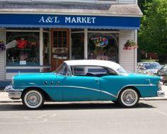 55 Buick Century