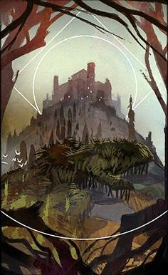 Places tarot card - Dragon Age: Inquisition