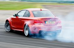 BMW 1M Coupe -- Why rear-wheel drive is king.
