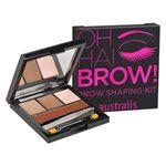 Click for more info: Australis Oh Hai Brow! Kit 7.2 g