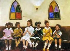 african american religious children art - Google Search