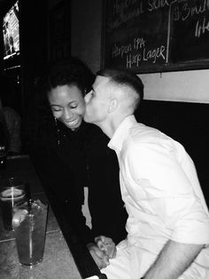 We have always been attracted to each other! Interracial Art, Interracial Family, Mixed Couples, Couples In Love, Adorable Couples, Black Woman White Man, White Boys, Biracial Couples, Bwwm