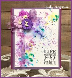 FS527 Life by StampingQueenJAR -FS Hostess at Splitcoaststampers