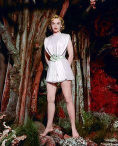 ♥ ♥ ♥ Anne Francis (Forbidden Planet 1956)…