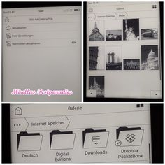 Der Touch HD eReader von PocketBook - Lesen kann so schön sein | Mirellas Testparadies