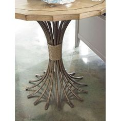 Coastal Living Resort Eddy's Landing Lamp Table by Stanley Furniture - Baer's Furniture - End Table Miami, Ft. Lauderdale, Orlando, Sarasota, Naples, Ft. Myers, Florida