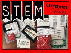 5 Fun and Easy Christmas STEM Activities