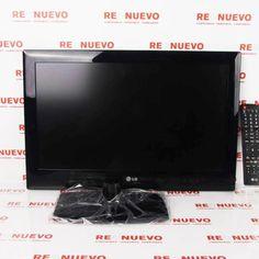 "TV 22"" LG#TELEVISOR# de segunda mano#LG"