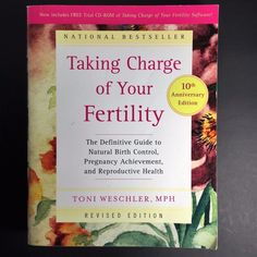 Taking Charge of Your Fertility Book 10th Anniversary Edition Toni Weschler GUC #NFP #fertilityawareness #toniweschler #takingchargeofyourfertility