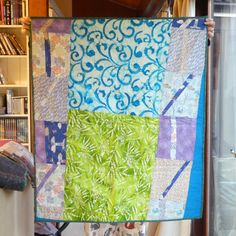 Quilt for Project Linus (back), March 2017
