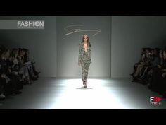GENNY Full Show Milan Fashion Week Fall 2015 by Fashion Channel