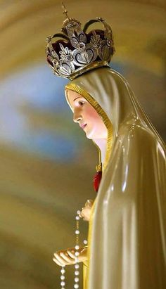 Our Lady of Fatima Blessed Mother Mary, Blessed Virgin Mary, Holy Mary, Mary I, Mama Mary Photo, Caravaggio, Holly Pictures, I Love You Mother, Catholic Pictures