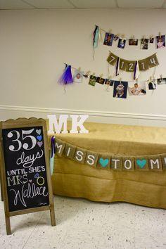Miss Welden: Wedding Shower Fun