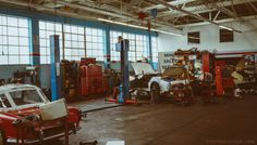 35 Years On, This Shop Endures in an Improbable Location - Photography by Josh Clason for Petrolicious