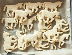 Pferde-Geburtstagsparty - Tolle Ideen für einen gelungenen Kindergeburtstag - Teil 1 - DIY, Deko, Gastgeschenke ~ SASIBELLA
