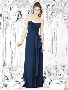 Social Bridesmaids Style 8119 http://www.dessy.com/dresses/bridesmaid/8119/?color=platinum&colorid=64#.UmiYrXA3uSo