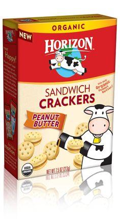 Organic Peanut Butter Sandwich Crackers #GotItFree