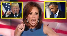 """Judge Jeanine Pirro explained how President Trump should manage the leaks that have been surfacing out of the administration. Jeanine underlined who she thinks is really responsible. Unsurprisingly, she said she believes it is Obama. There are still some who are loyal to Obama who are left in Trump's administration and she believes that these are the same people who are leaking the materials and that they must be held accountable for their actions. """"I don't think there's any question about…"""