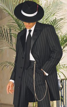 After Six Zoot Suit Tuxedo Rental
