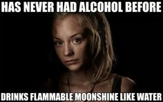 Beth is the new Lori to me...ANNOYING!!!