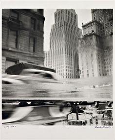 New York City by Robert Frank
