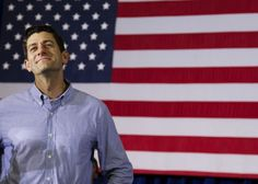 Rep. Paul Ryan. I think he's full of shit, but I still want to do stuff to him.