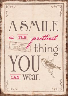 wear a smile - Pesquisa Google