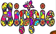 ☮ American Hippie Psychedelic Groovy Art Quotes ~