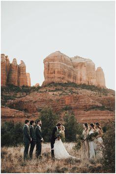 // Elopements | Jane in the Woods || Sedona & Destination Wedding Photographer, Planner & Florist