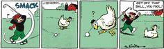 Mutt & Jeff Comic Strip, June 22, 2016     on GoComics.com