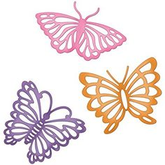 CottageCutz Die, 4 by 6-Inch, Filigree Butterfly Trio Review