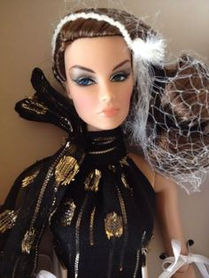 Nocturnal Glow Veronique Perrin 2014 Integrity Toys Convention Doll | eBay