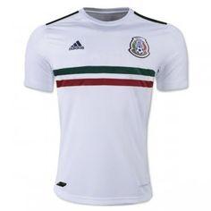 MEXICO 2017 2ª EQUIPACIÓN CAMISETAS DE FÚTBOL Copa Mexico 8e3dc5d6128d2
