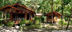 Pulisan Jungle Beach Resort and near Manado, North Sulawesi - her var vi i 2002. Vi har talt om det lige siden! Indgår i et sympatisk projekt med landsbyens beboere