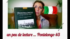 Pontelongo #3 je continue ma lecture/Continuo la mia lettura