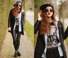 <3 (by Emi Lee V☽☯Δ✝) http://lookbook.nu/look/4438203-LASHES-OF-LONDON