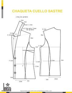T Shirt Sewing Pattern, Jacket Pattern, Dress Sewing Patterns, Clothing Patterns, Formal Dress Patterns, Coat Patterns, Pattern Drafting Tutorials, Sewing Collars, Sewing Blouses