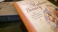 Kirjakaapin kummitus: André Bernard: Saanko esitellä, Madame Bovary
