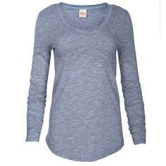 Yogashirt mit V-Ausschnitt People Wear Organic