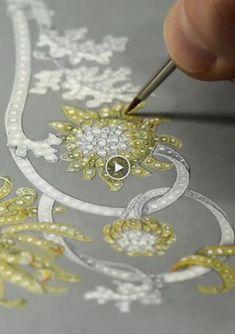 Part 1: Jewellery Design | Van Cleef & Arpels